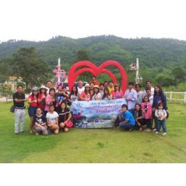 ทริปพาพนักงาน 89 โฮมเที่ยวประจำปี  วันที่18-19 ตค.57 รัก ณ สวนผึ้ง จ.ราชบุรี
